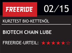 FREERIDE Kettenoel-Test